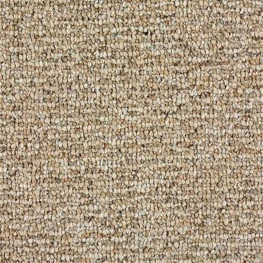 Short Hills 12 Ft. Olefin/Nylon Blend 32 Oz. Carpet - Butter Crunch