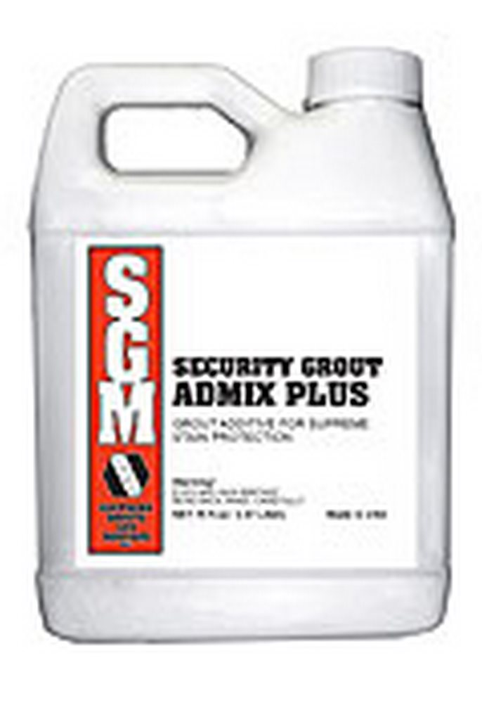 SGM Grout Admix Plus - 70 Oz. Jug