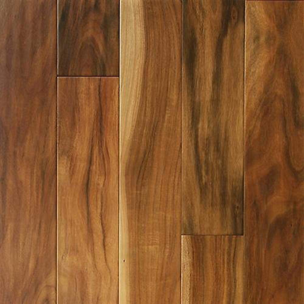 Bordeaux Handscrapped Random Lengths Hardwood Flooring - Acacia Natural