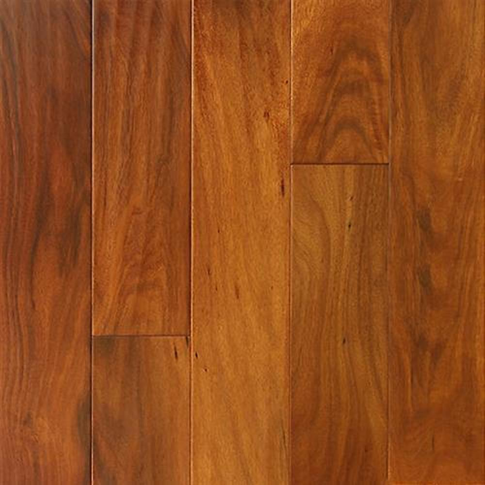Bordeaux Handscrapped Random Lengths Hardwood Flooring - Acacia Calico
