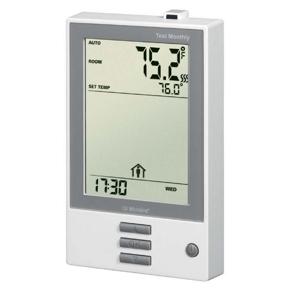 TEC In-Floor Heat Programmable Thermostat