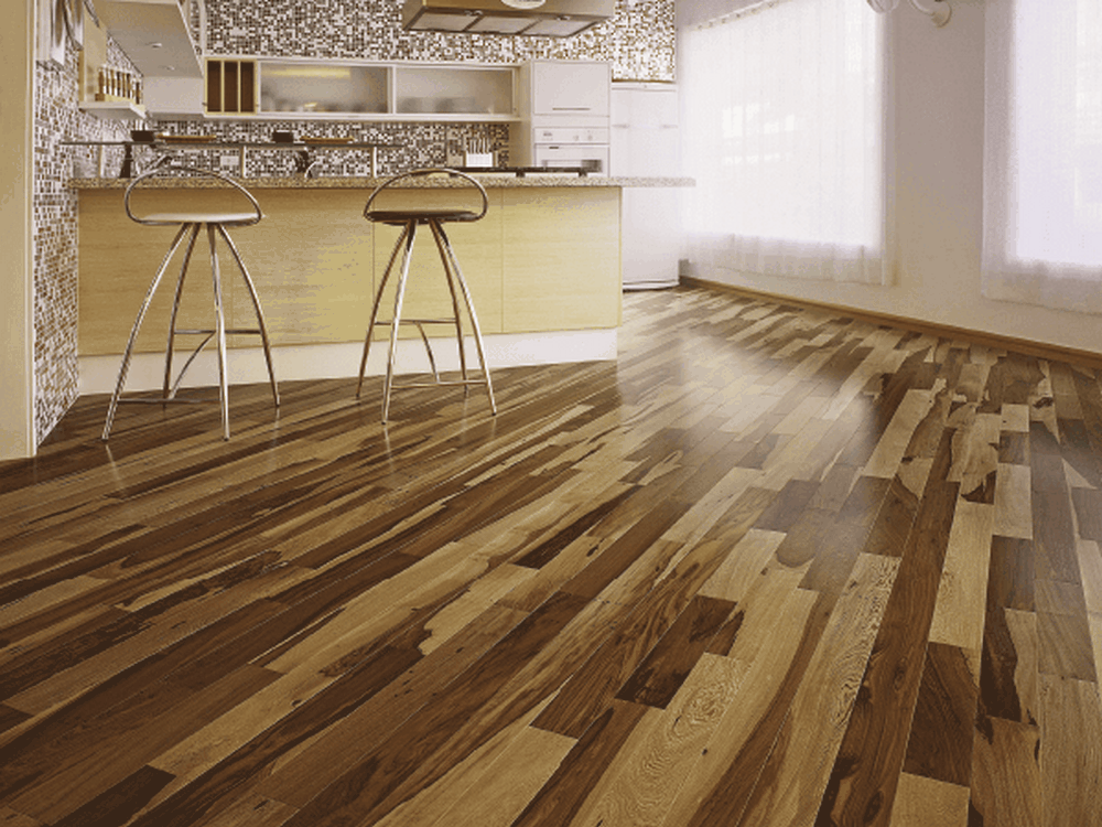 "Engineered 3 1/4"" x 3/8"" Hardwood-Brazilian Pecan Natural ENGBP314"