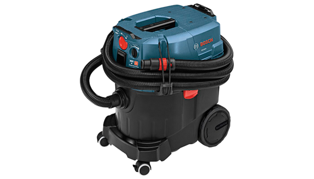 Bosch VAC090AH 9-Gallon Dust Extractor w/Auto Filter Clean and HEPA Filter