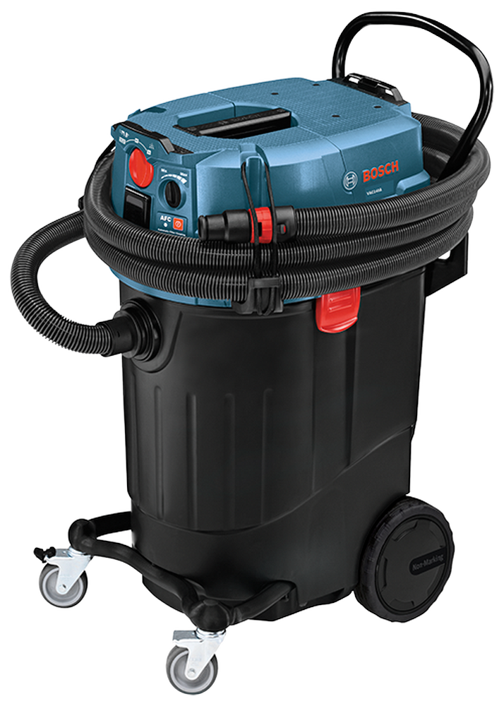 Bosch VAC140AH 14-Gallon Dust Extractor w/Auto Filter Clean and HEPA Filter